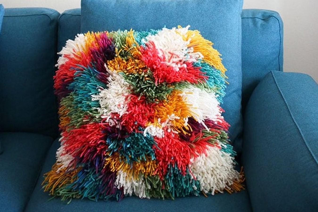 20 DIY Projects for soft furnishing - Sheet10