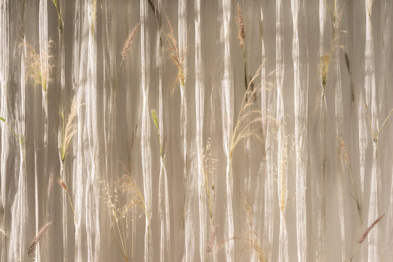 Draped Flowers (Curtain) - Sheet1