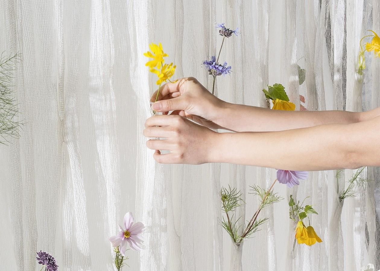 Draped Flowers (Curtain) - Sheet3