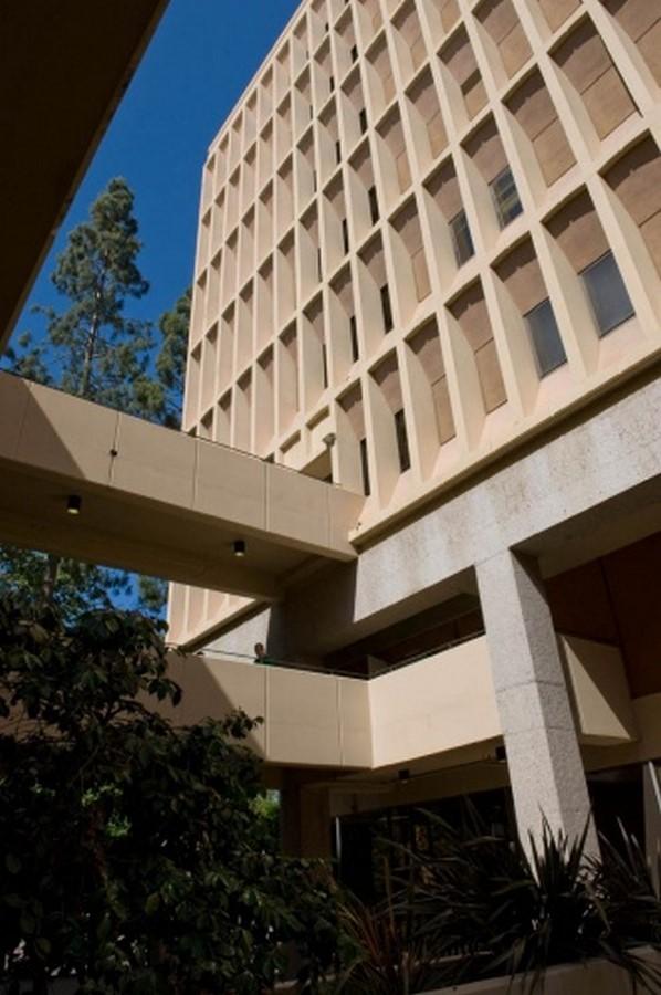 Franz Hall II, UCLA (1959) - Sheet2