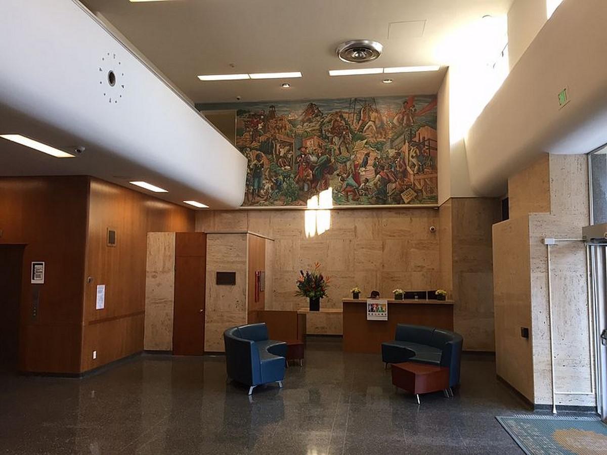 Golden State Mutual Life Insurance Building (1949) - Sheet3