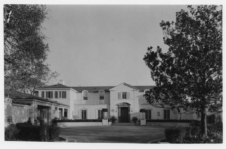 Jay Paley Residence (1935) - Sheet1