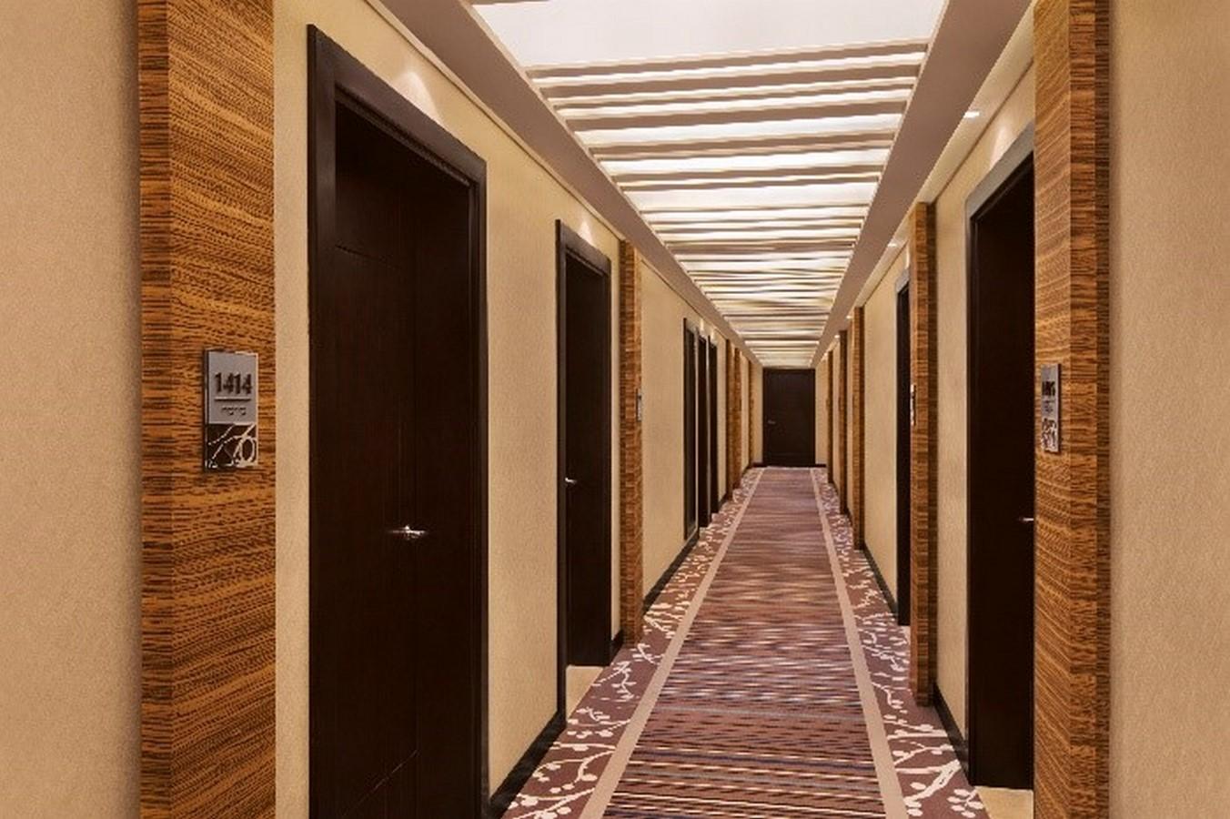 A look at Hilton Worldwide Hotel's Interiors - Sheet2