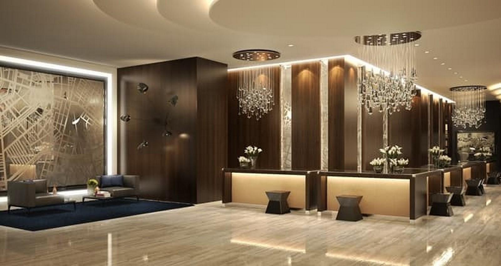 A look at Hilton Worldwide Hotel's Interiors - Sheet5