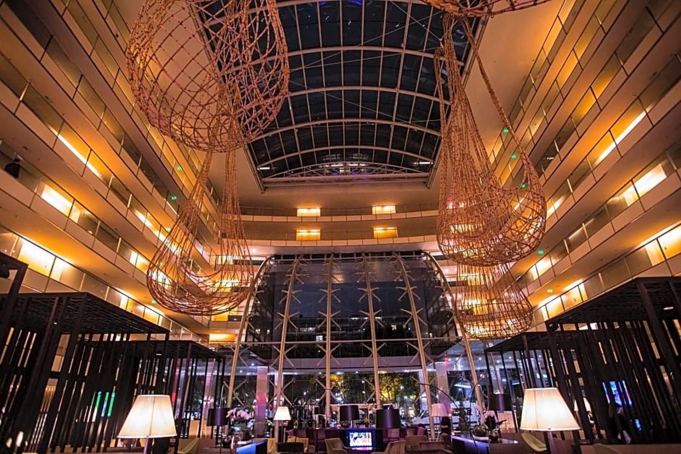 A look at Hilton Worldwide Hotel's Interiors - Sheet6