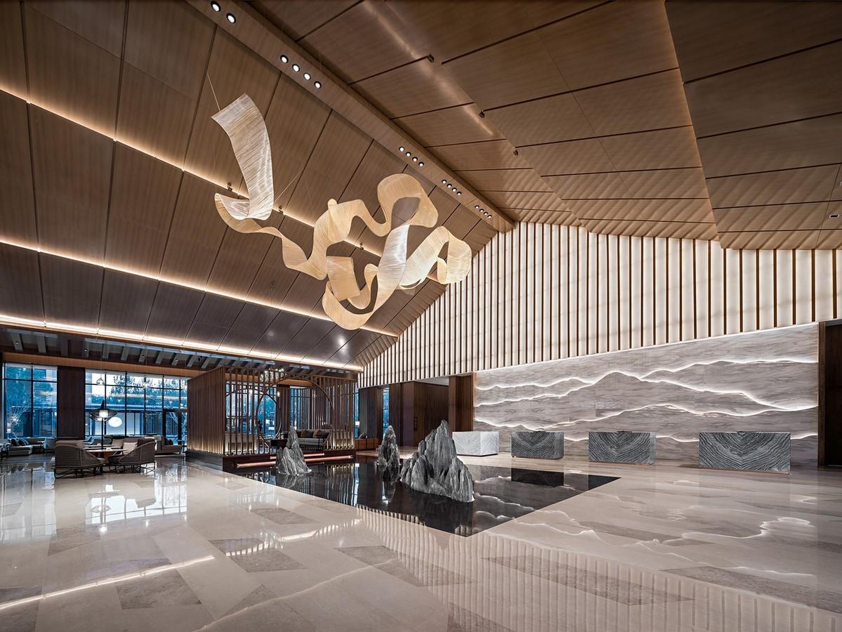 A look at Hyatt Hotel's Interiors Sheet8