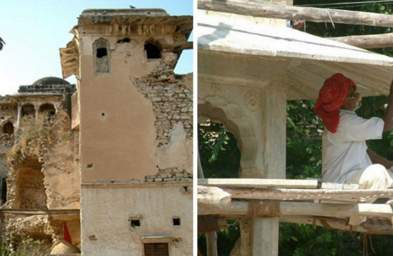How Heritage architecture a root to past and a responsibility for today's architects - Sheet3