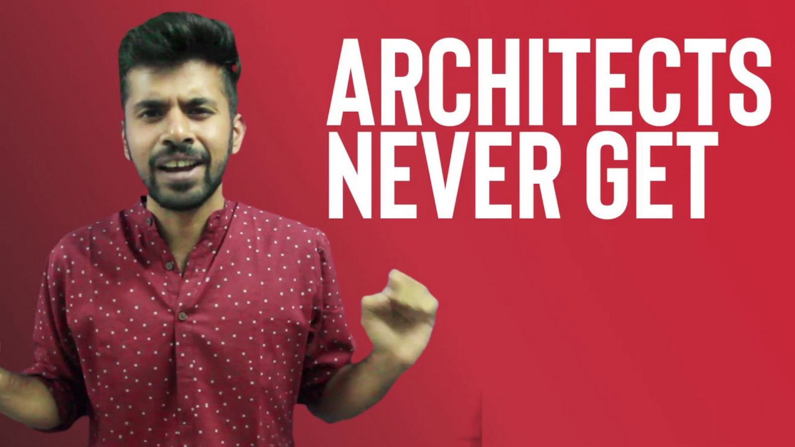 Youtube for Architects: BlessedArch- The Indian Architecture Youtube Content creator - Sheet3
