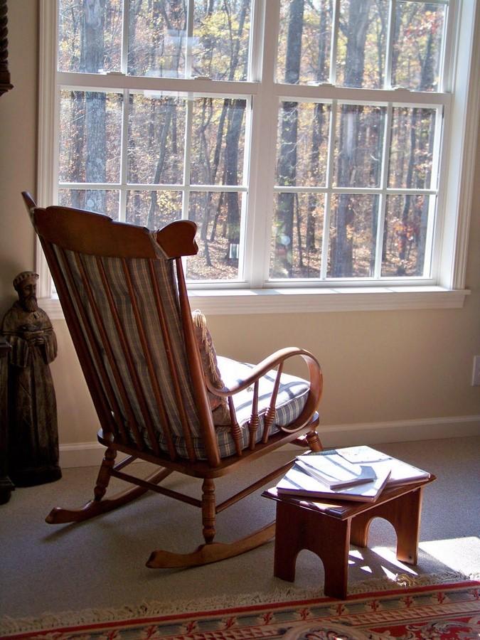 Rocking Chair - Sheet1