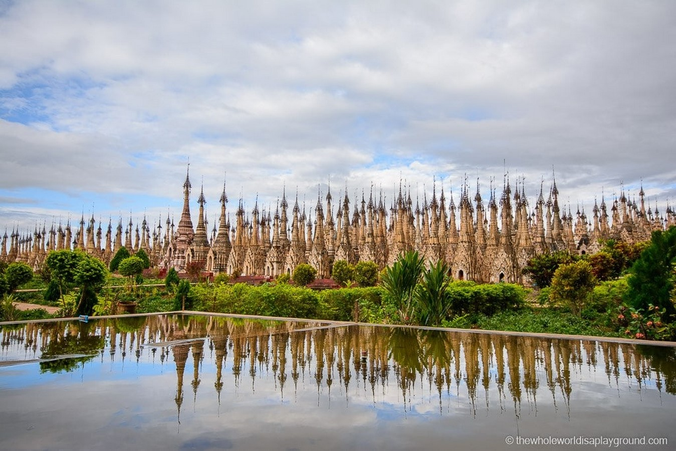10 Things you did not know about Burmese Architecture - SHEET3