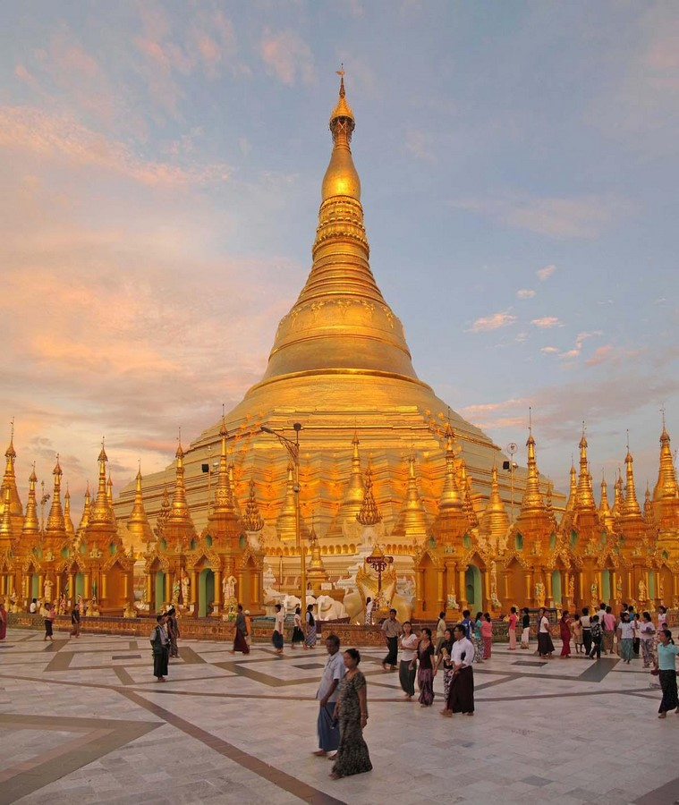 10 Things you did not know about Burmese Architecture - SHEET6