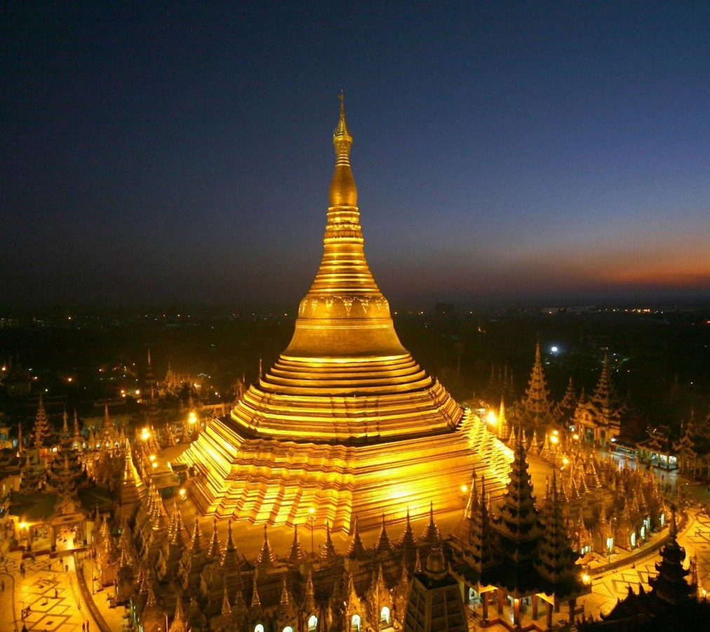 10 Things you did not know about Burmese Architecture - SHEET7
