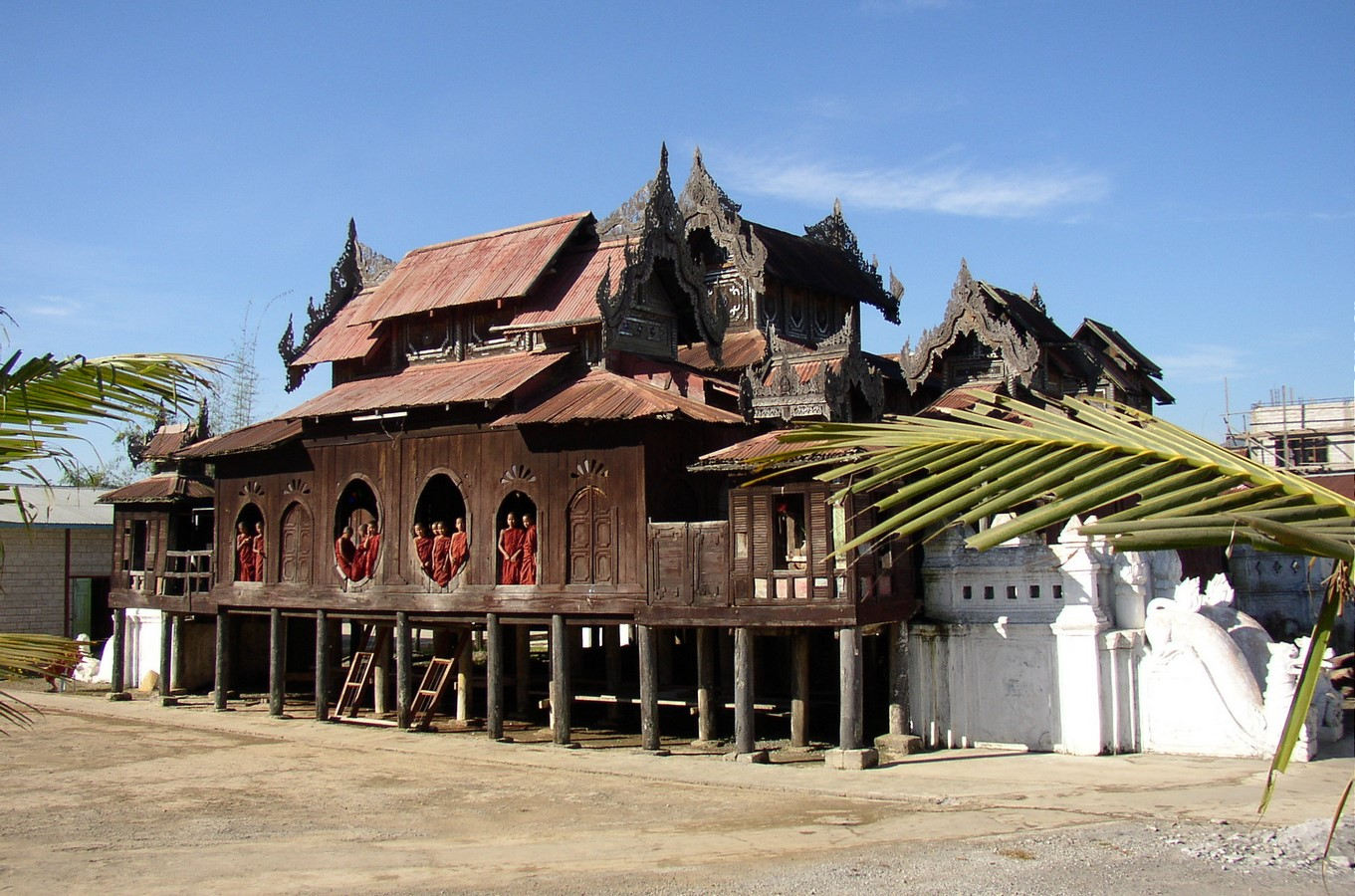 10 Things you did not know about Burmese Architecture - SHEET9