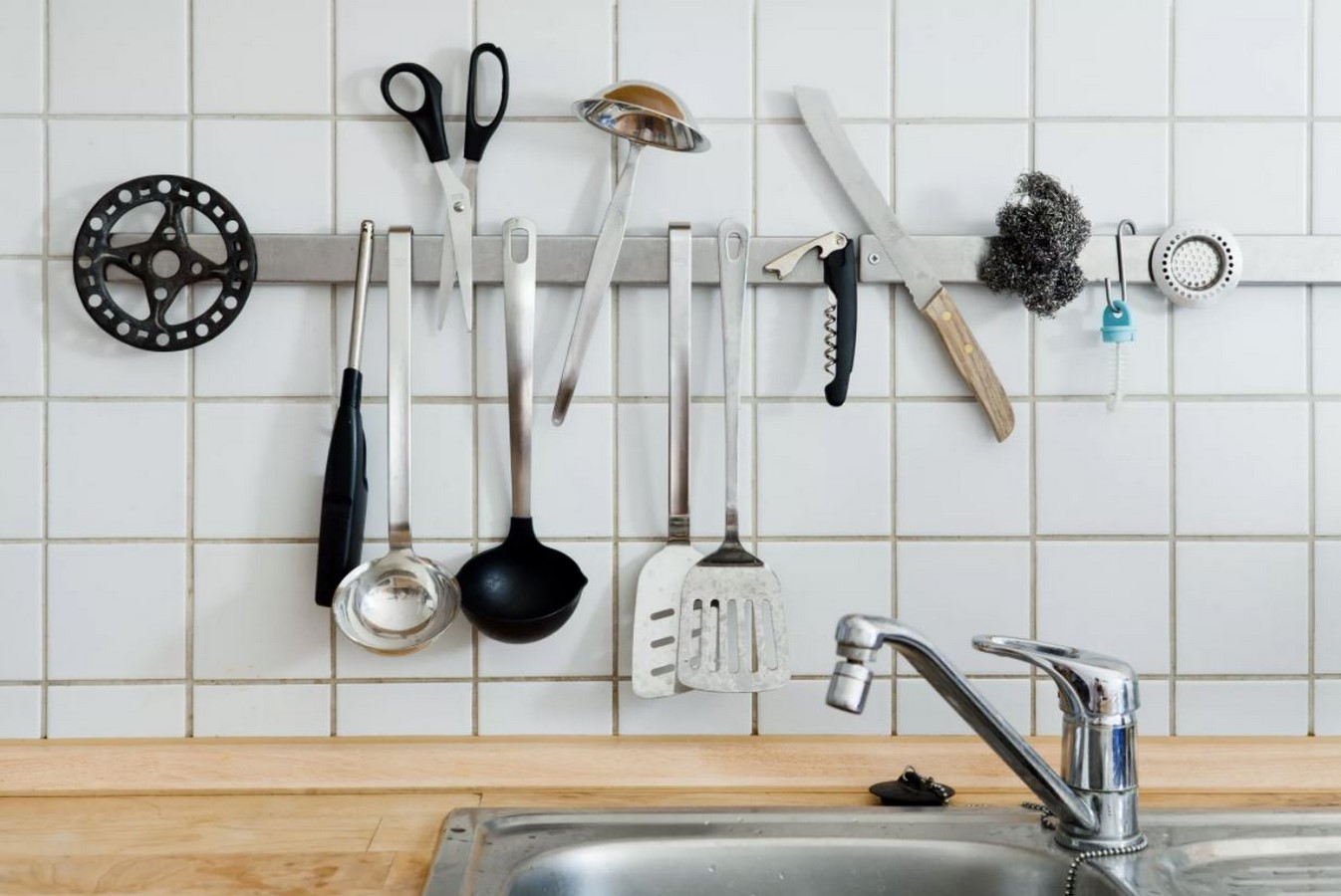 40 DIY Projects you need to try for organising - Sheet12