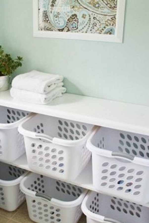 40 DIY Projects you need to try for organising - Sheet14