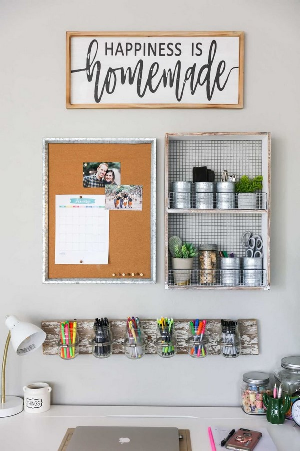 40 DIY Projects you need to try for organising - Sheet24