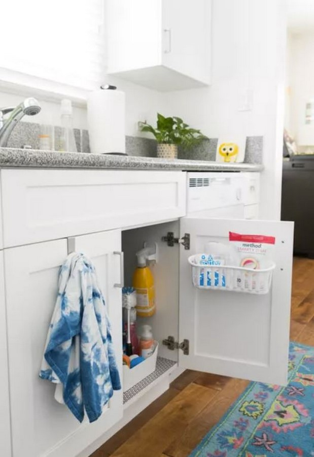 40 DIY Projects you need to try for organising - Sheet33