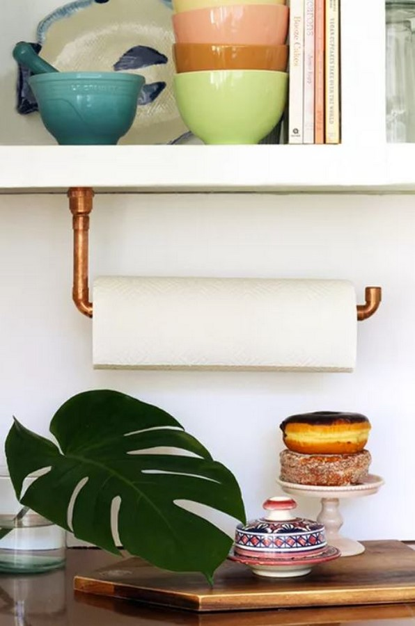 40 DIY Projects you need to try for organising - Sheet39