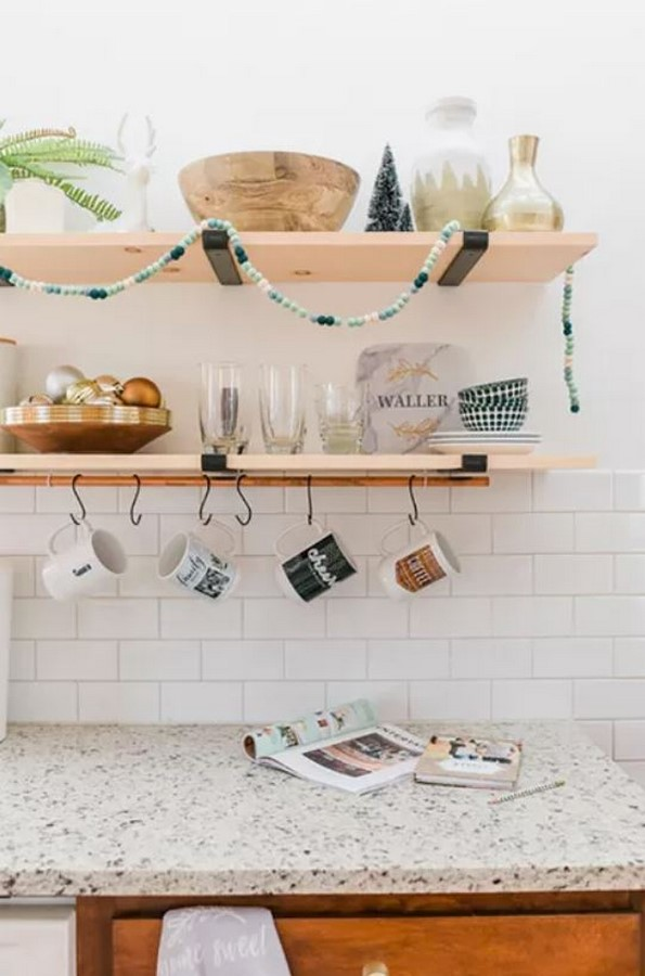 40 DIY Projects you need to try for organising - Sheet9