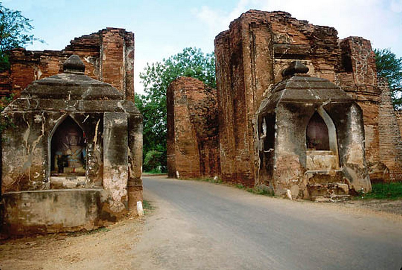 Places to visit in Bagan for the Travelling Architect - Sheet1