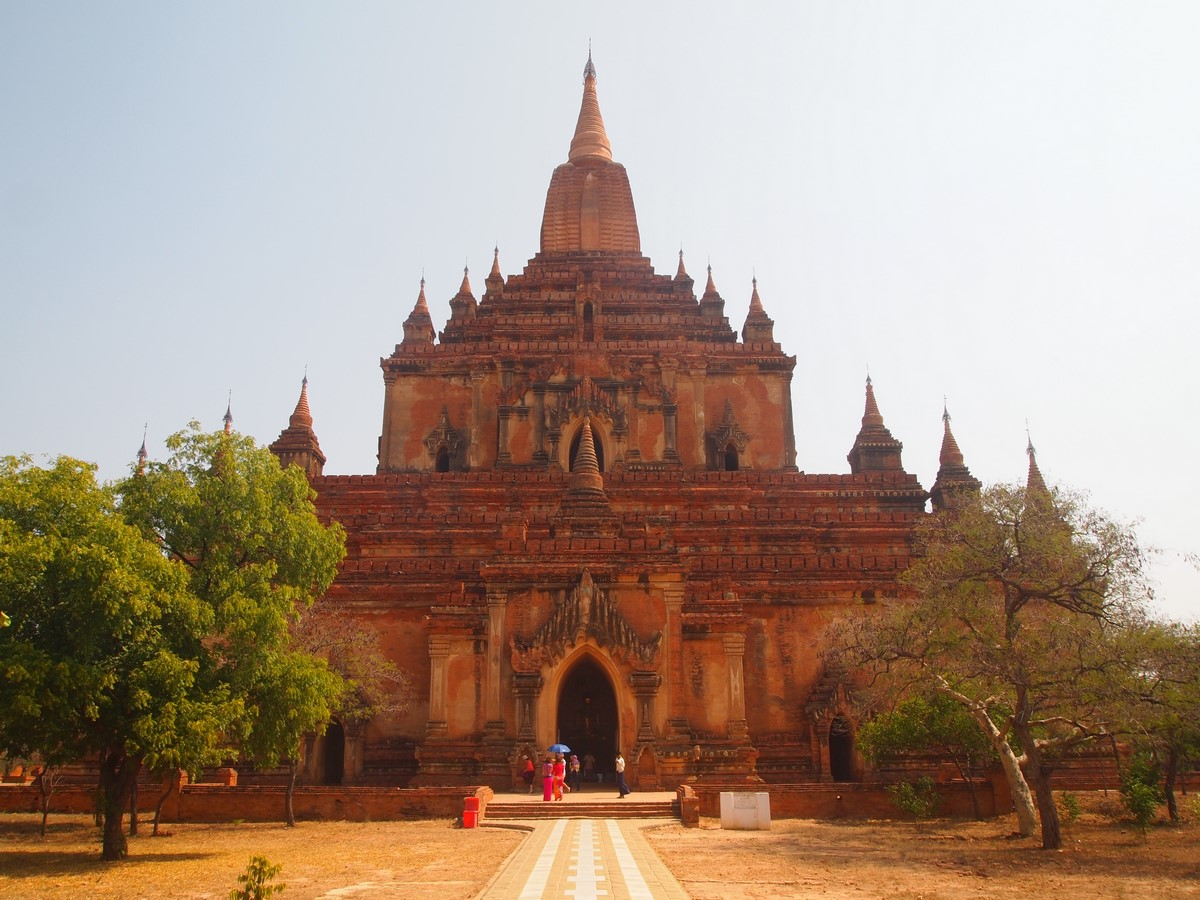 Places to visit in Bagan for the Travelling Architect - Sheet2