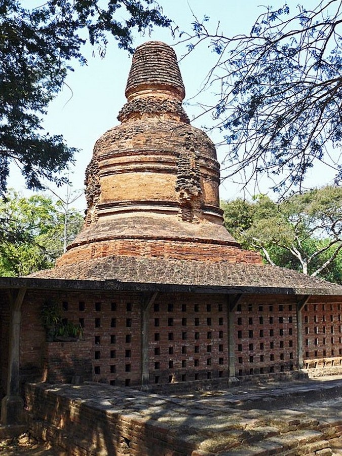 Places to visit in Bagan for the Travelling Architect - Sheet7