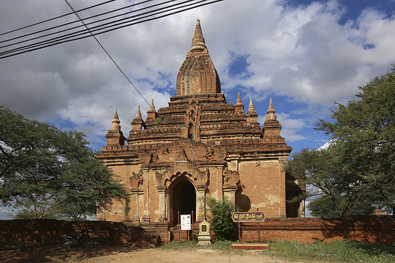 Places to visit in Bagan for the Travelling Architect - Sheet8