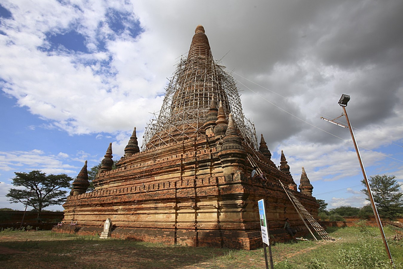 Places to visit in Bagan for the Travelling Architect - Sheet9