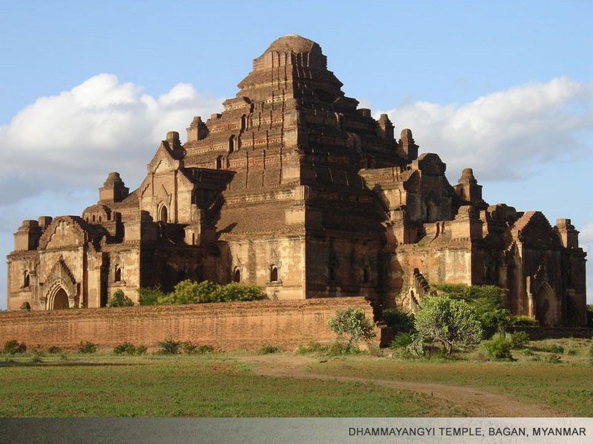 Places to visit in Bagan for the Travelling Architect - Sheet16