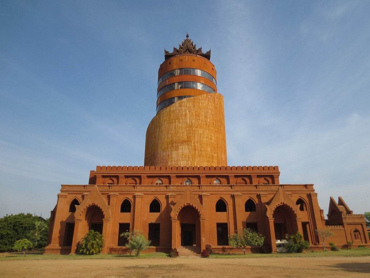 Places to visit in Bagan for the Travelling Architect - Sheet21