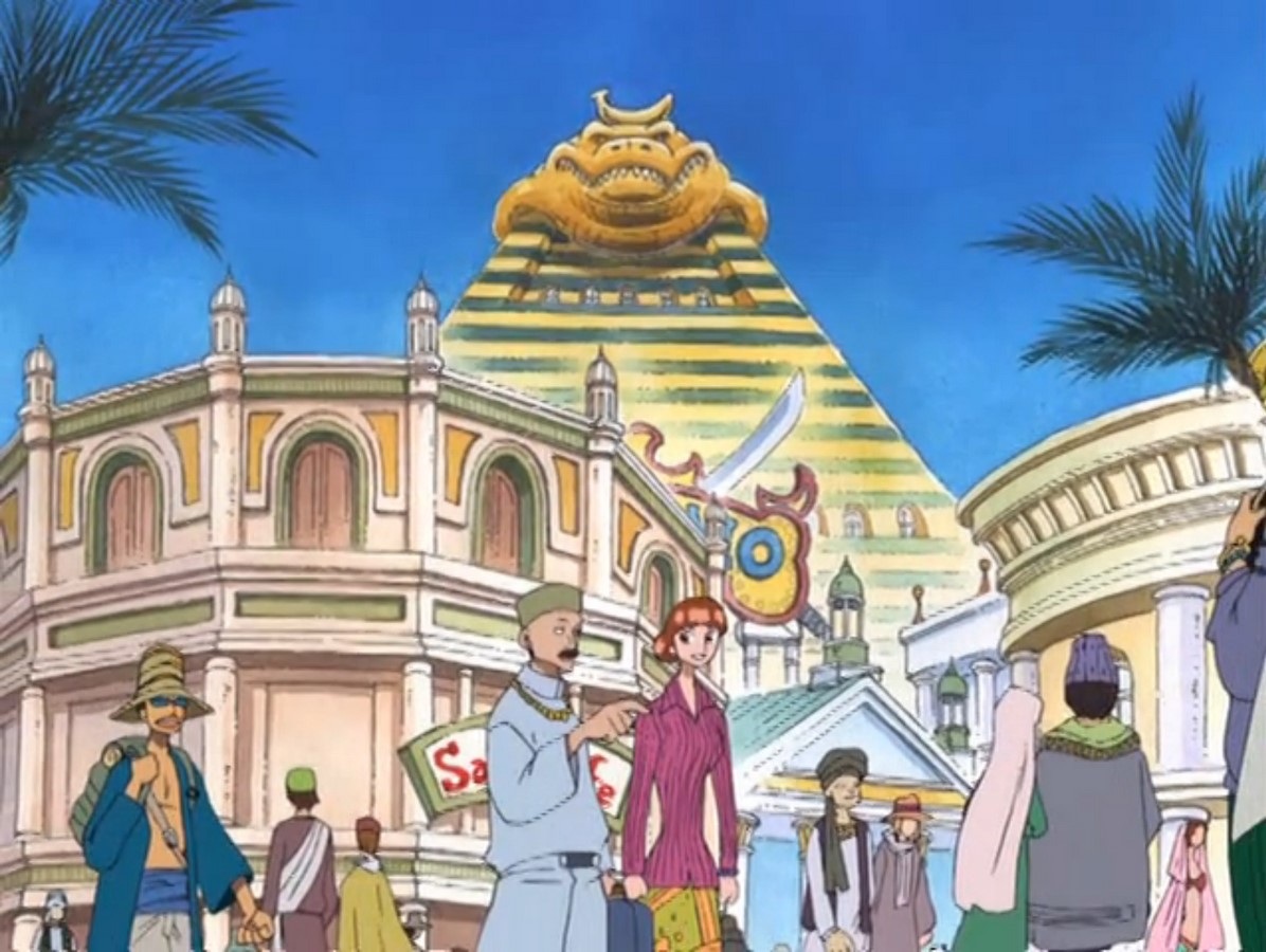One Piece - Sheet1