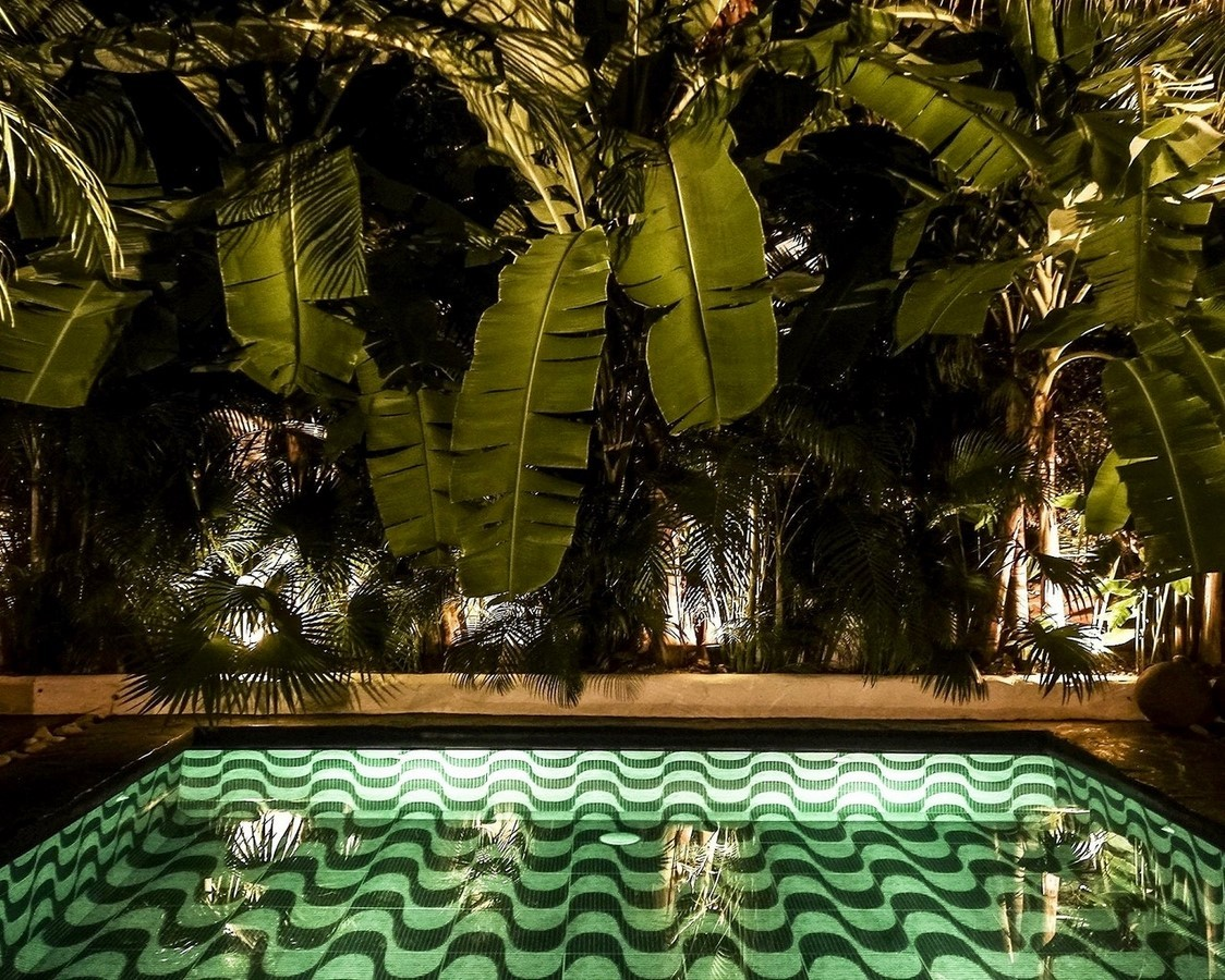 25 flooring patterns for Swimming Pools - Sheet14