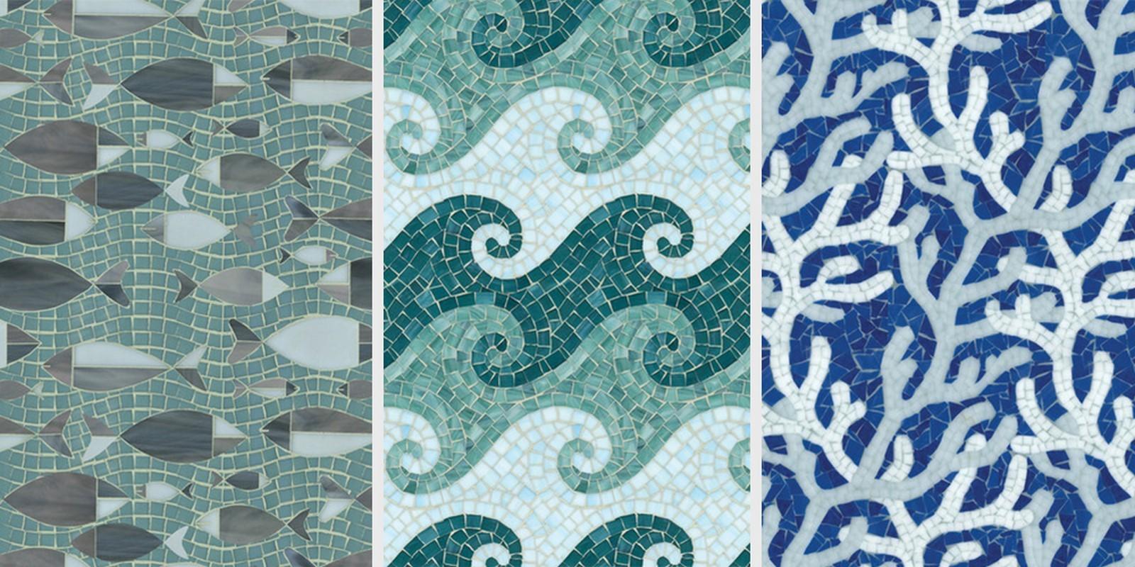 25 flooring patterns for Swimming Pools - Sheet17
