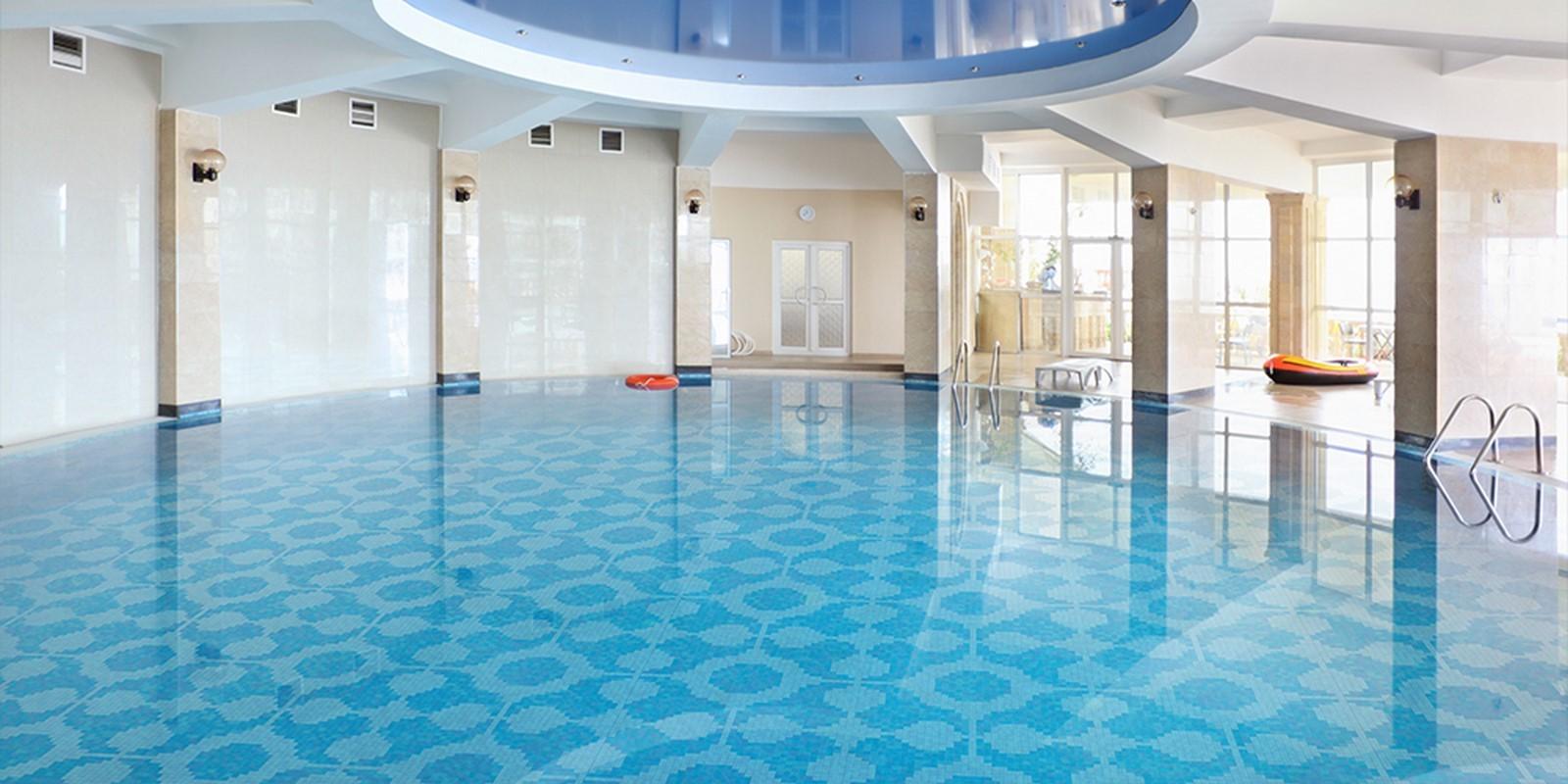 25 flooring patterns for Swimming Pools - Sheet24