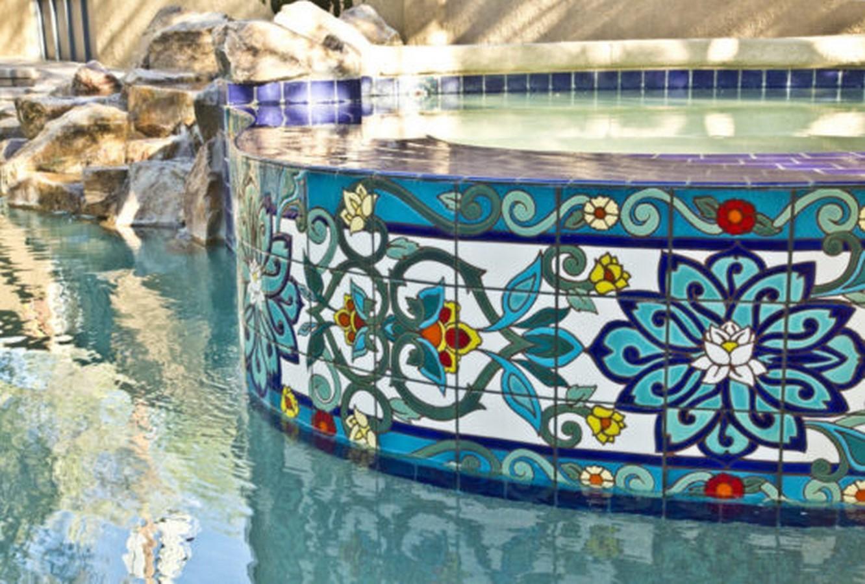 25 flooring patterns for Swimming Pools - Sheet26