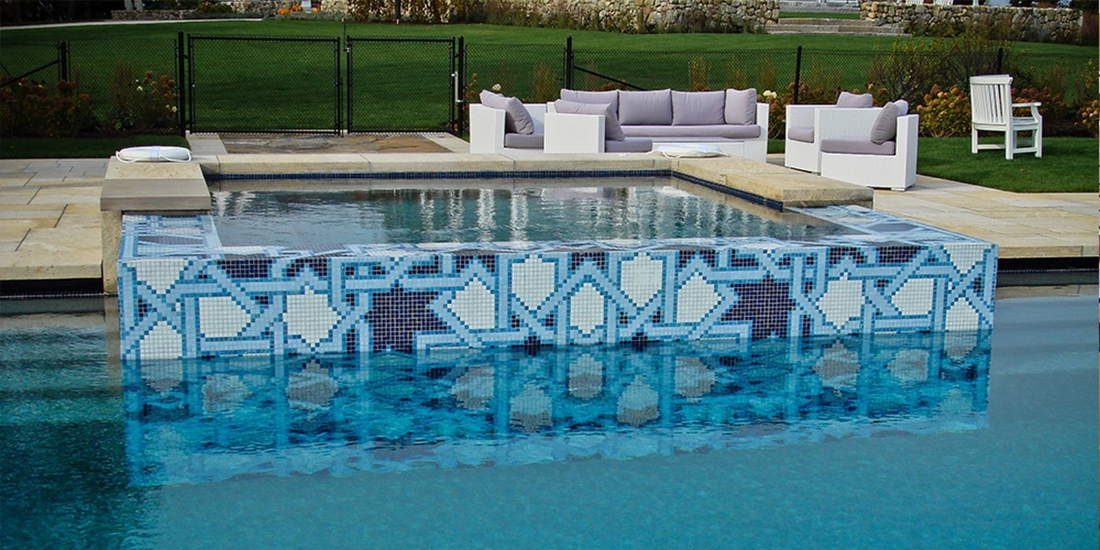 25 flooring patterns for Swimming Pools - Sheet30