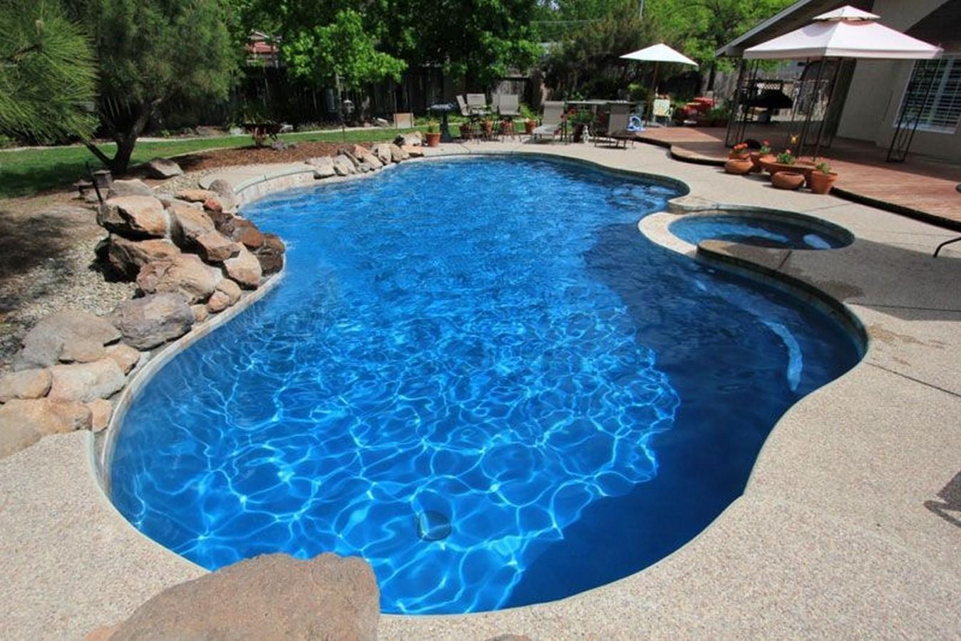 25 flooring patterns for Swimming Pools - Sheet41
