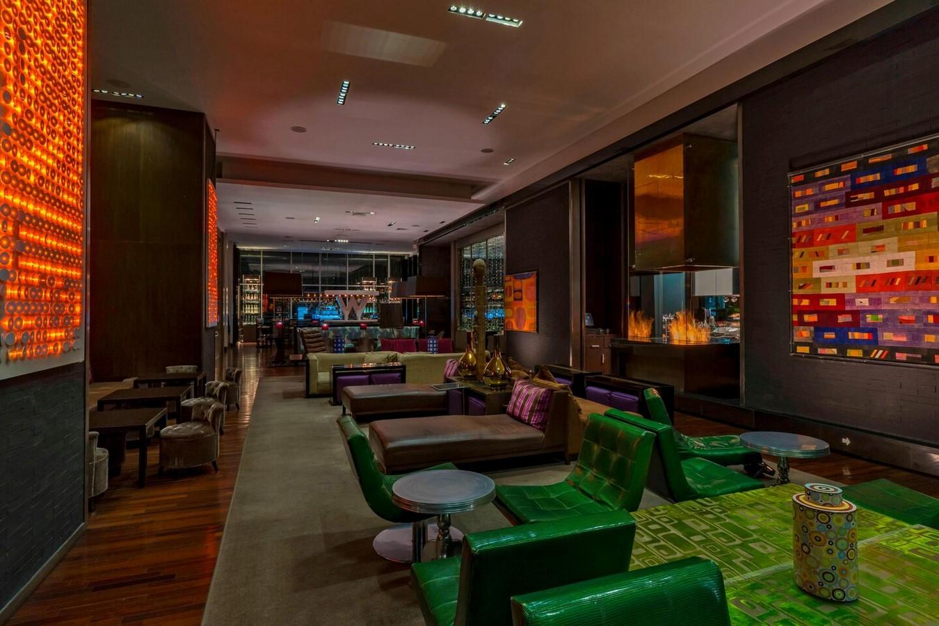 W Hotel, Santiago - Sheet3