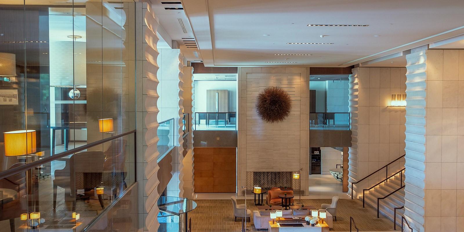 Intercontinental Hotel, Geneva - Sheet1