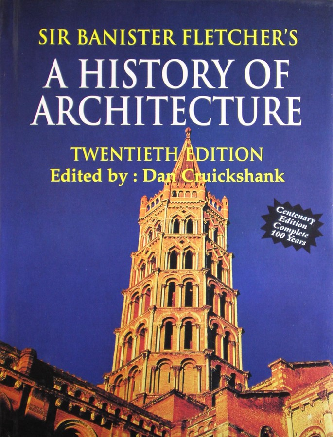 Book in Focus: History of architecture by Sir Banister Fletcher - Sheet1