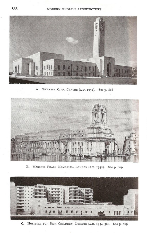 Book in Focus: History of architecture by Sir Banister Fletcher - Sheet6