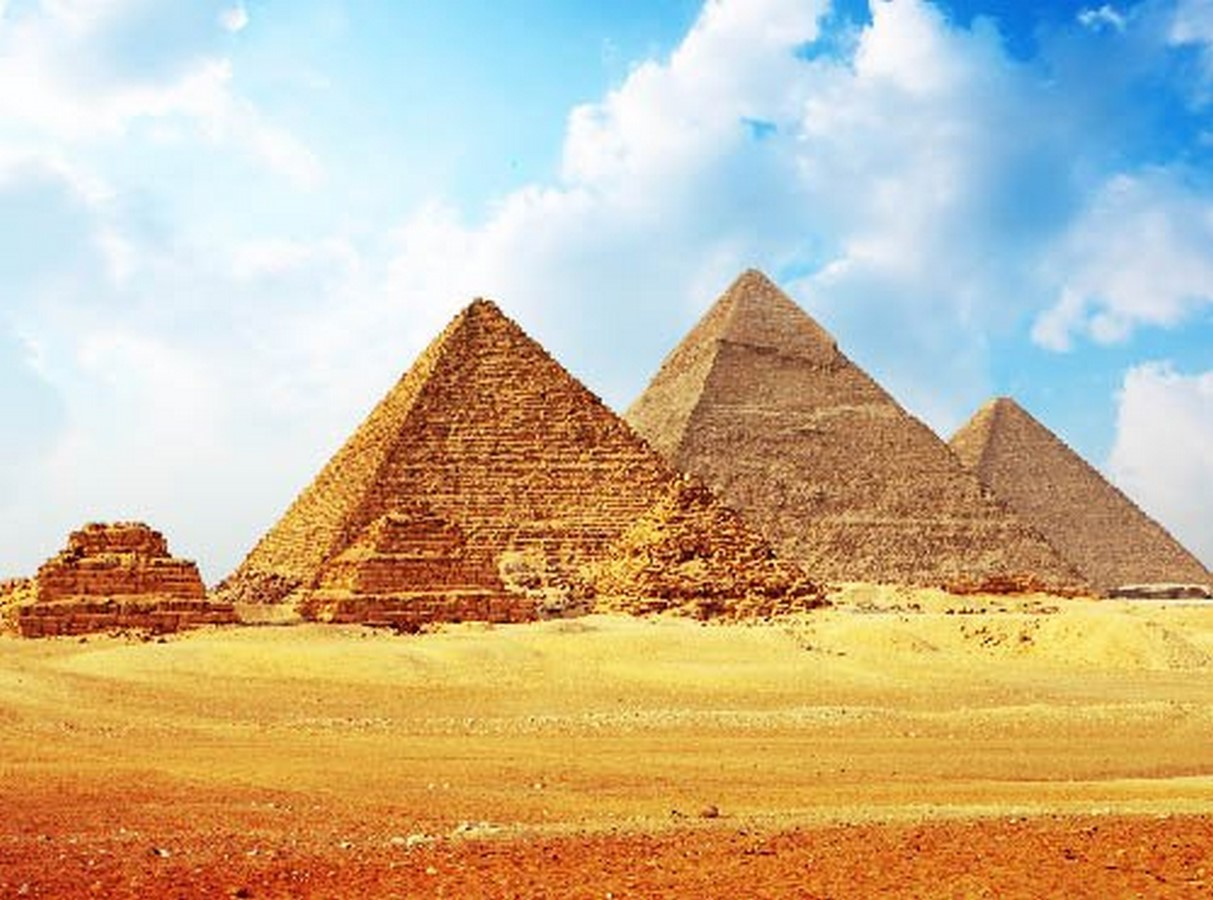 Ancient Egyptian architecture: style defined by Time - Sheet2