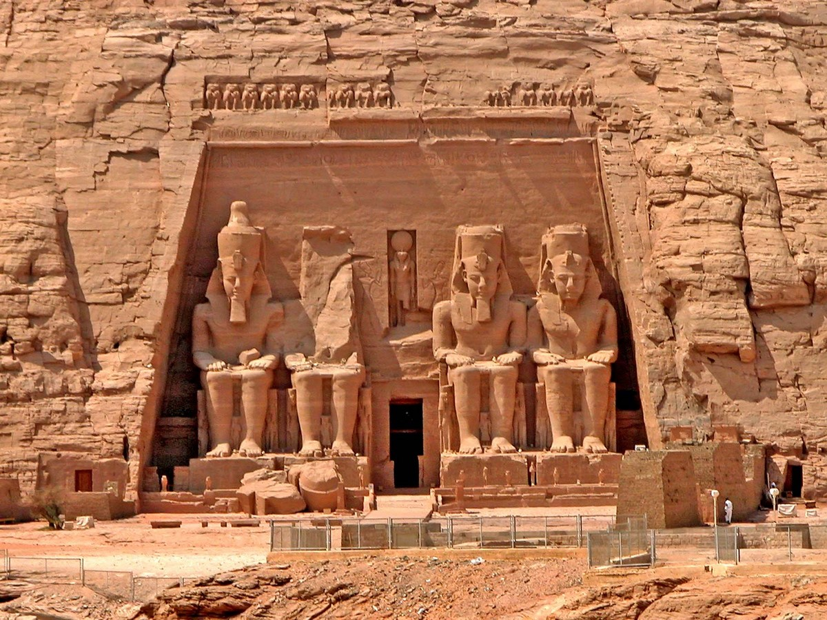 Ancient Egyptian architecture: style defined by Time - Sheet4