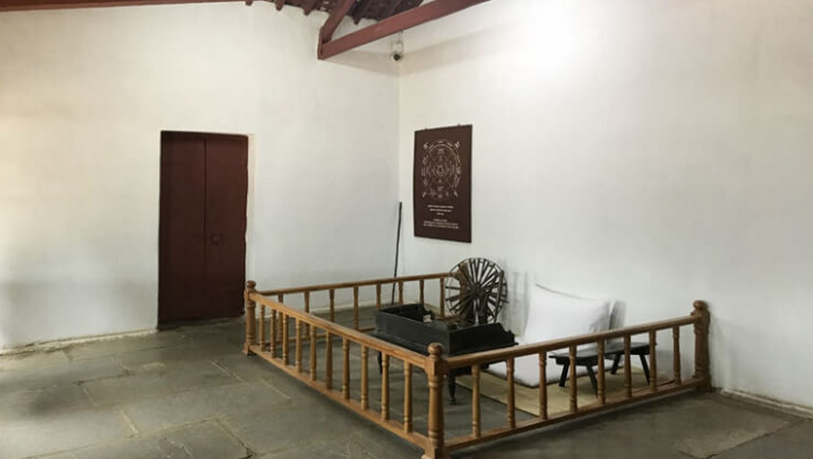 Gandhian Ideology In Architecture - Sheet5