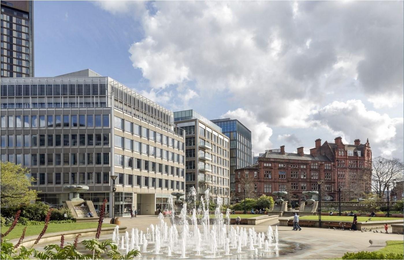 St Paul's place, Sheffield - Sheet1