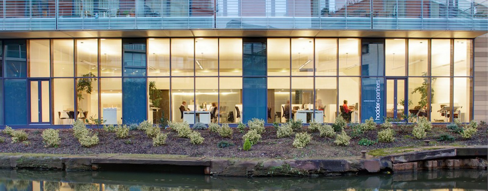 15 Projects by Hodder + Partners Sheet1