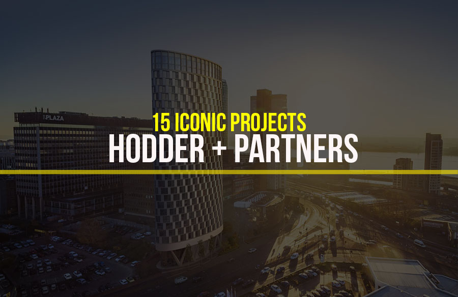Hodder + Partners- 15 Iconic Projects