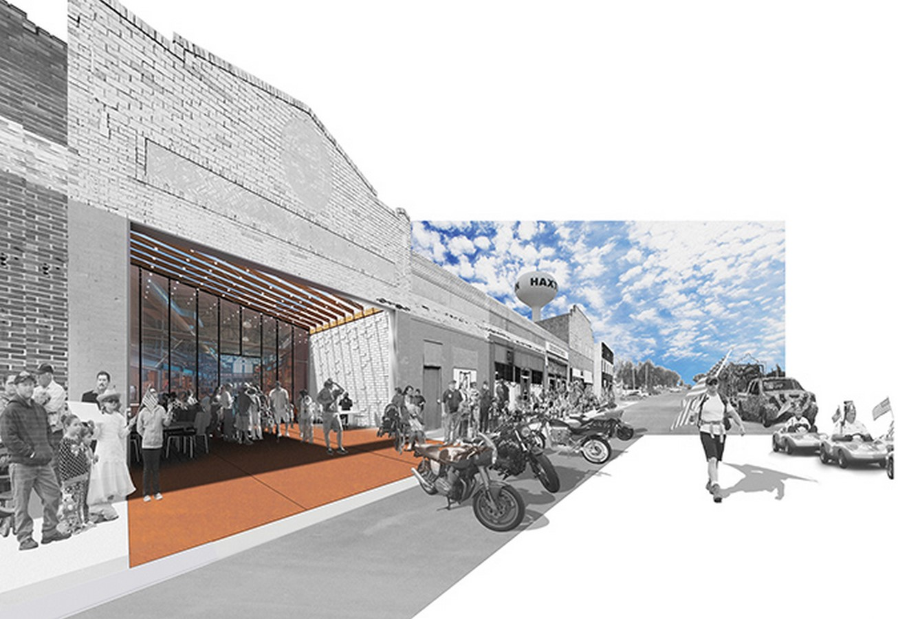 Five Projects recognized with 2021 AIA Regional & Urban Design. - Sheet7