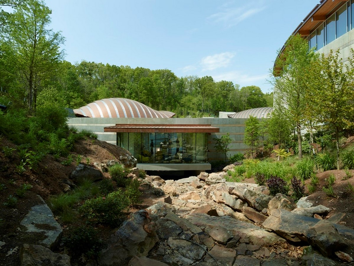 Crystal Bridges Museum Of American Art In Bentonville expansion plans revealed by Safdie Architects - Sheet3