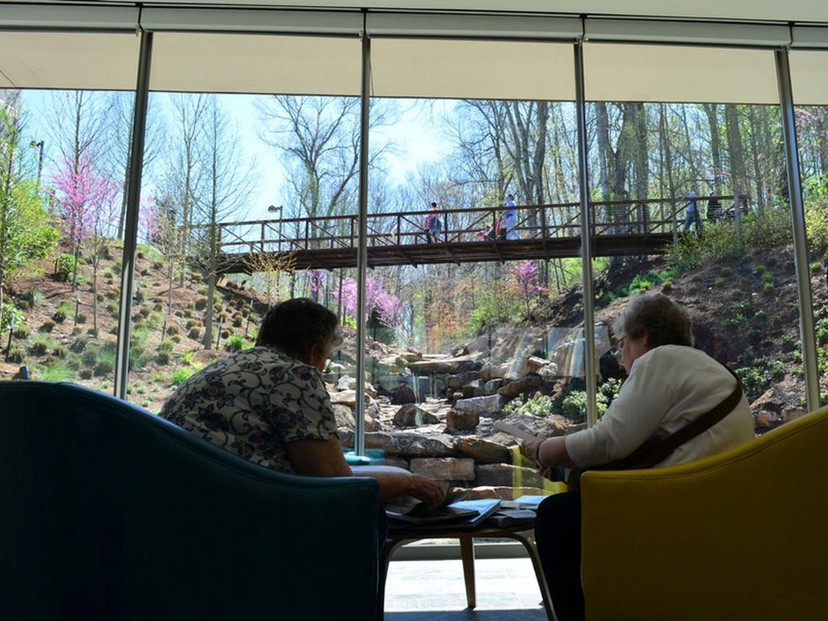 Crystal Bridges Museum Of American Art In Bentonville expansion plans revealed by Safdie Architects - Sheet4